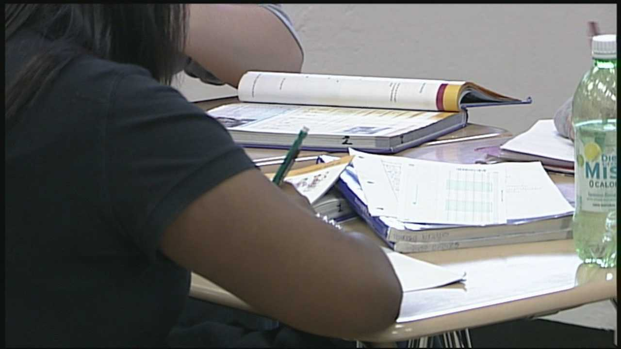 On the last day of school for Jefferson County Public Schools students, a new report shows the district ranks among the top in increasing college readiness of African-American students.