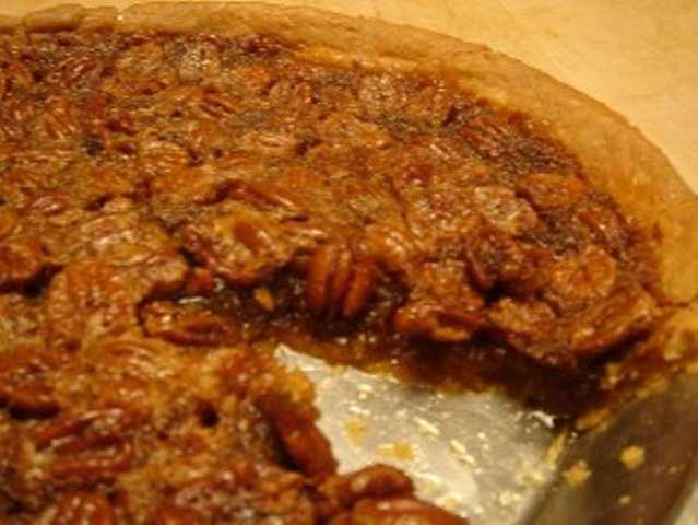 """A Thanksgiving dessert staple is a pecan pie, but your pronunciation of the nut used to make the oh-so-sweet dish depends heavily on where you are. In the Chicago region, you'll likely call it a """"pee-KAHN."""" In the South, you're more likely to pronounce it """"pick Ahn"""" and along the East Coast, you'll probably pronounce it """"PEE-can."""" READ MORE"""