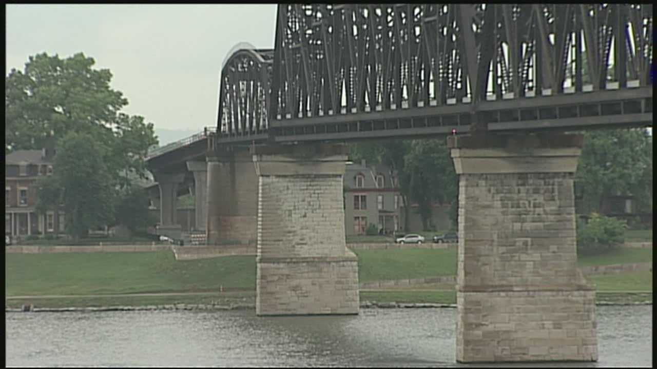 Lighting issues delay opening of Ind. side of Big Four Bridge
