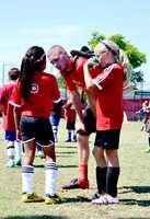 UofL's team, and coaching staff is dedicated to the success of each child.To find out more about UofL soccer Click Here