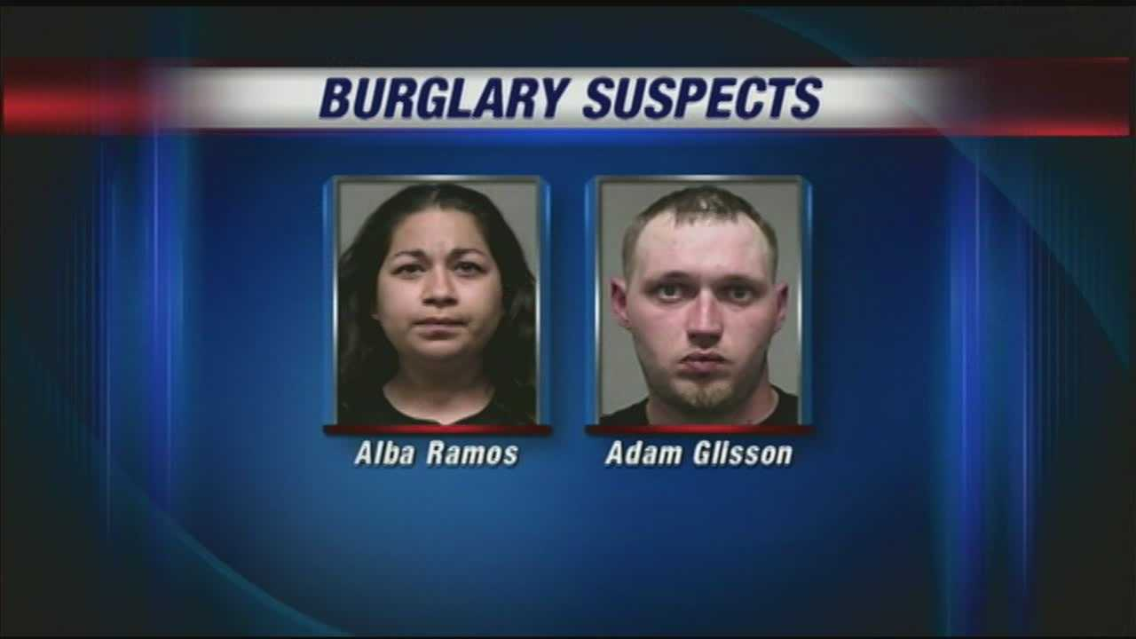 Jeffersontown police bust up a massive burglary operation and recover more than $30,000 in stolen merchandise.