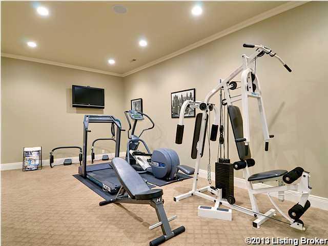 Home Gym.