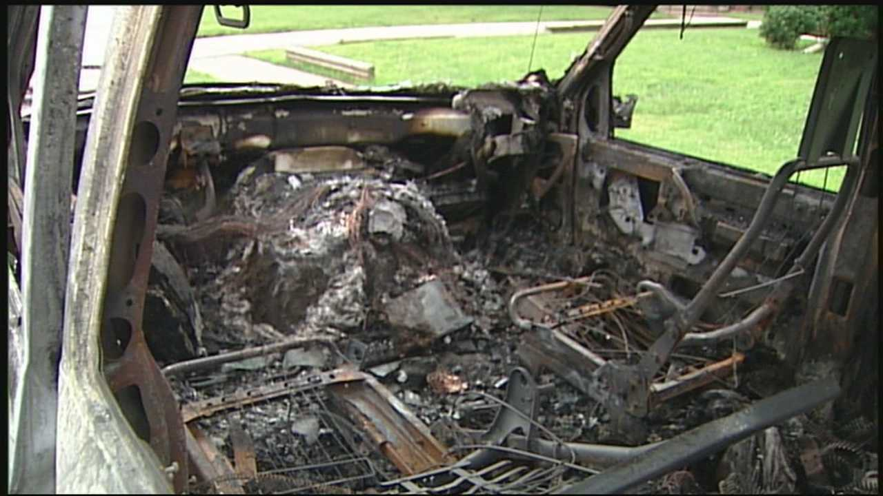 Investigators said a bold arsonist is on the loose after three recent fires in Buechel.