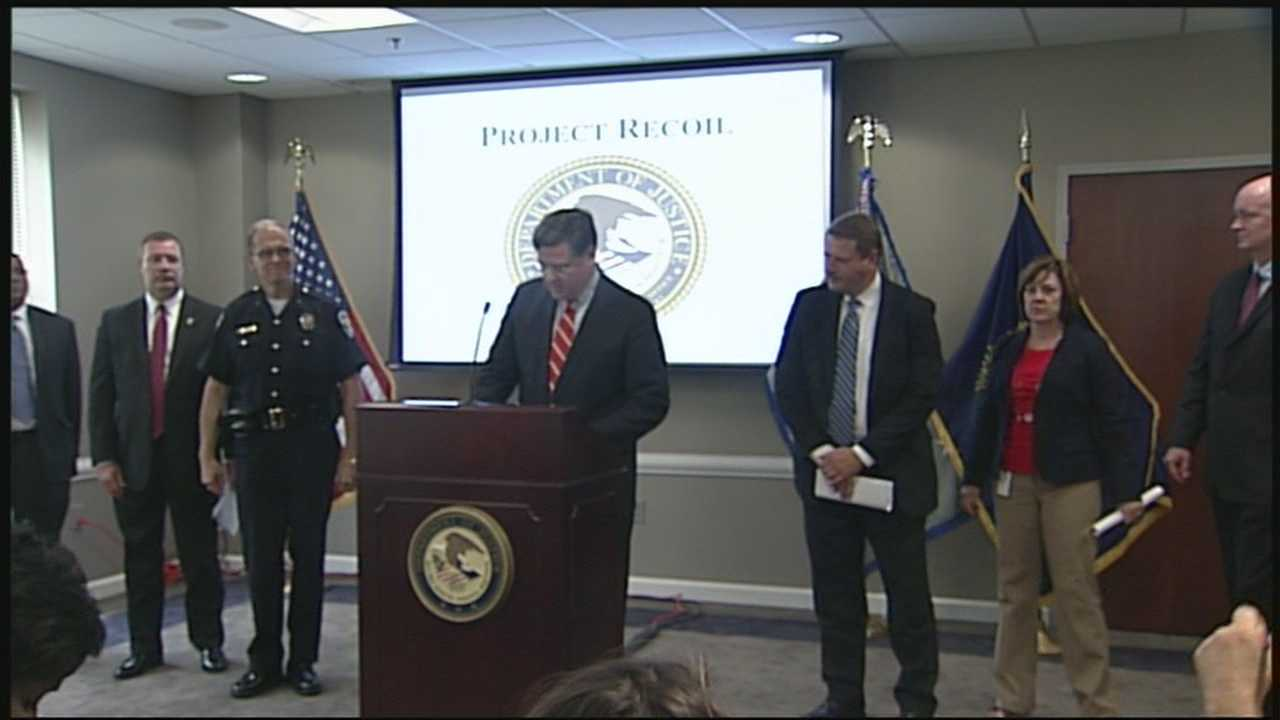 State, feds discuss violent crime crackdown
