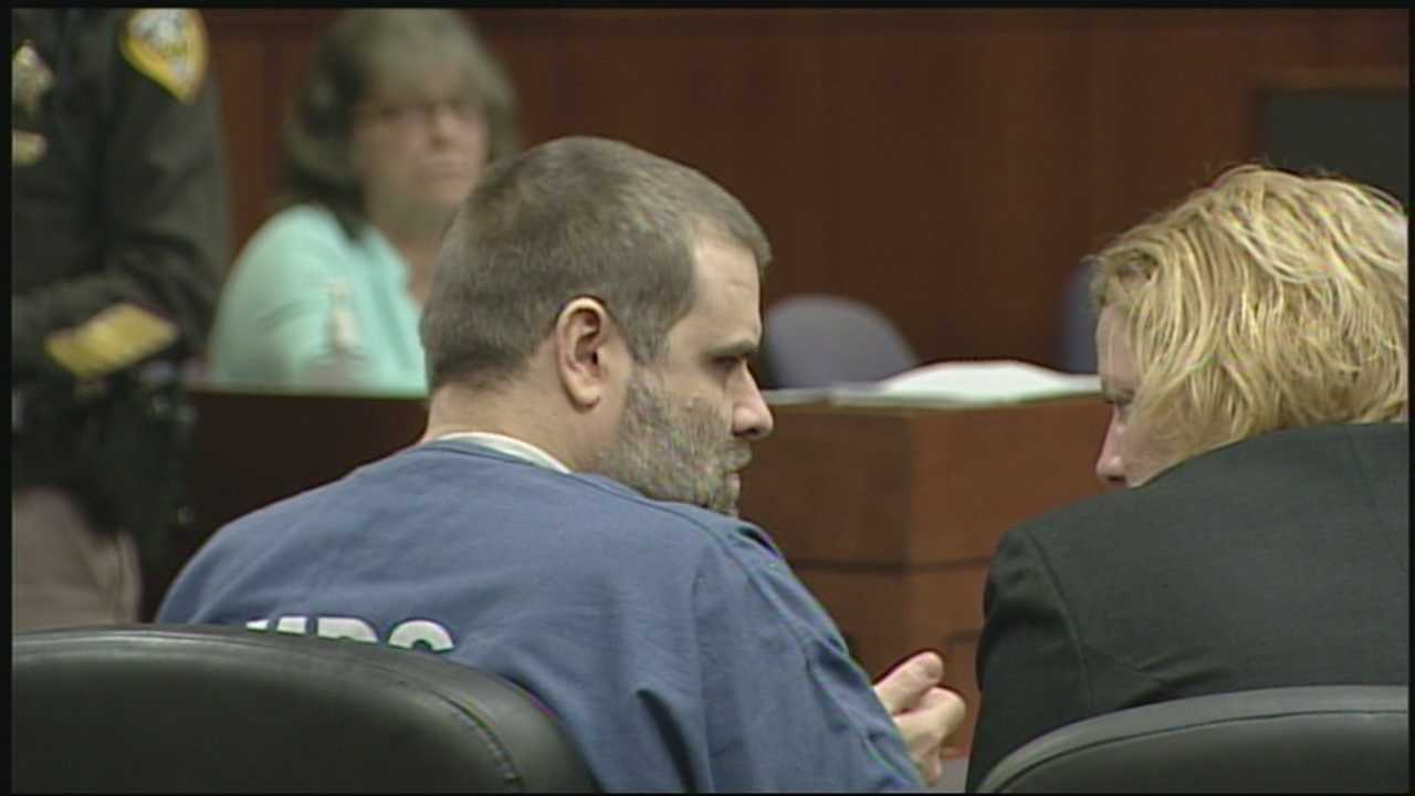 The man accused of killing a Sullivan University student pleaded guilty Monday and was sentenced to 25 years in prison.