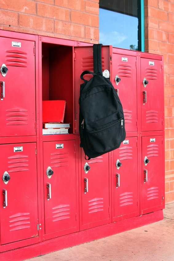 Locker accessories: Send your child to school with everything he or she needs for his or her locker, including shelves, a mirror and other fun decor.