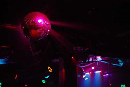 Louisville produces 90 percent of the country's disco balls each year.