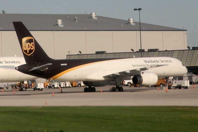 Louisville has the 5th busiest cargo airport in the United States.