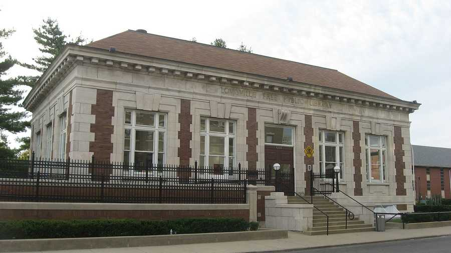 The Louisville Western Branch was the first Public Library in the US opened exclusively to African Americans in 1905. It is one of the original nine Carnegie Libraries and home to the African American Archives.