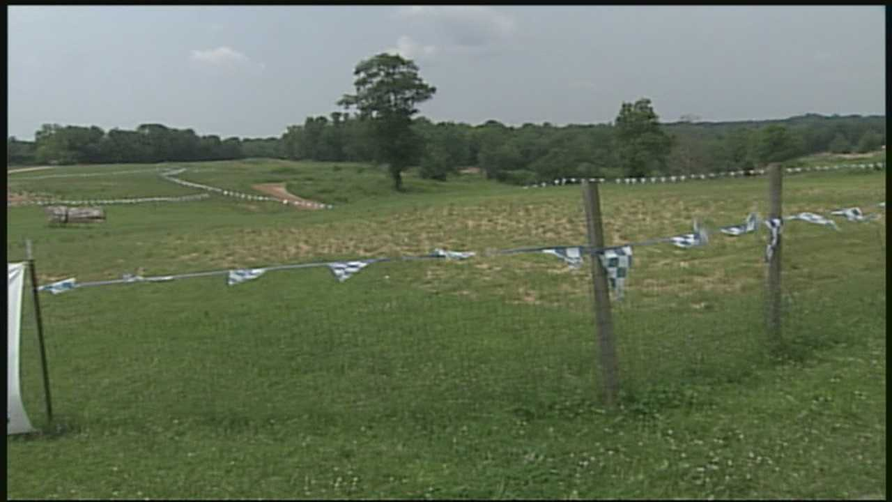 A successful off-roading business in Trimble County is facing an uphill battle.