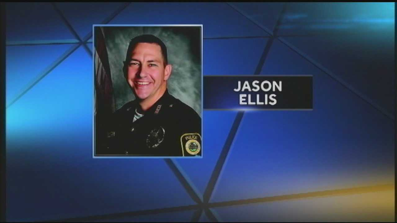 The reward is $135,000 for the arrest and conviction of anyone involved in the slaying of Bardstown police Officer Jason Ellis.