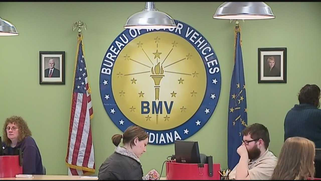 Indiana's Bureau of Motor Vehicles says motorists the agency charged too much for driver's licenses will receive credit for the amount they were overcharged.