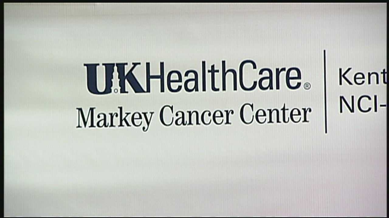 It's a partnership that promises to revolutionize the way doctors in Kentucky fight cancer.
