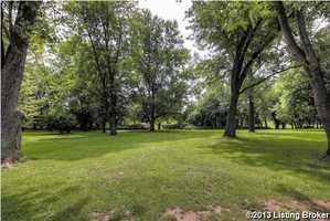 Across the street from the home is a half-acre lot for parties, picnics, or overflow parking.