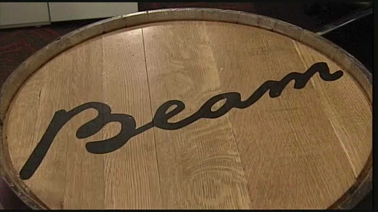 The No. 1 bourbon maker is bringing a part of its headquarters to Louisville.
