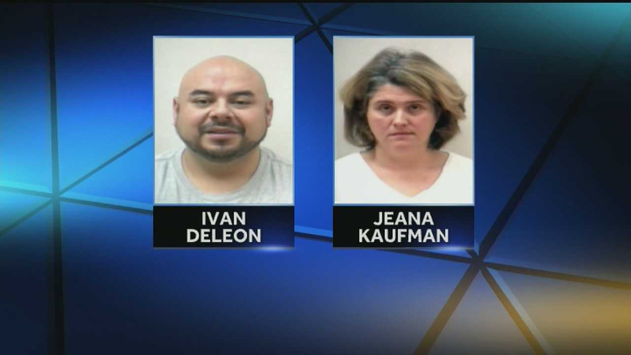 A couple busted in southern Indiana on prostitution charges opened a business in Louisville just a few months after they were arrested in Jeffersonville.