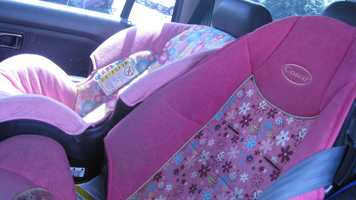 If you see a child alone in a car, call 911 immediately