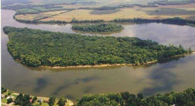 3. Wolf Island, Tennessee: $116,000