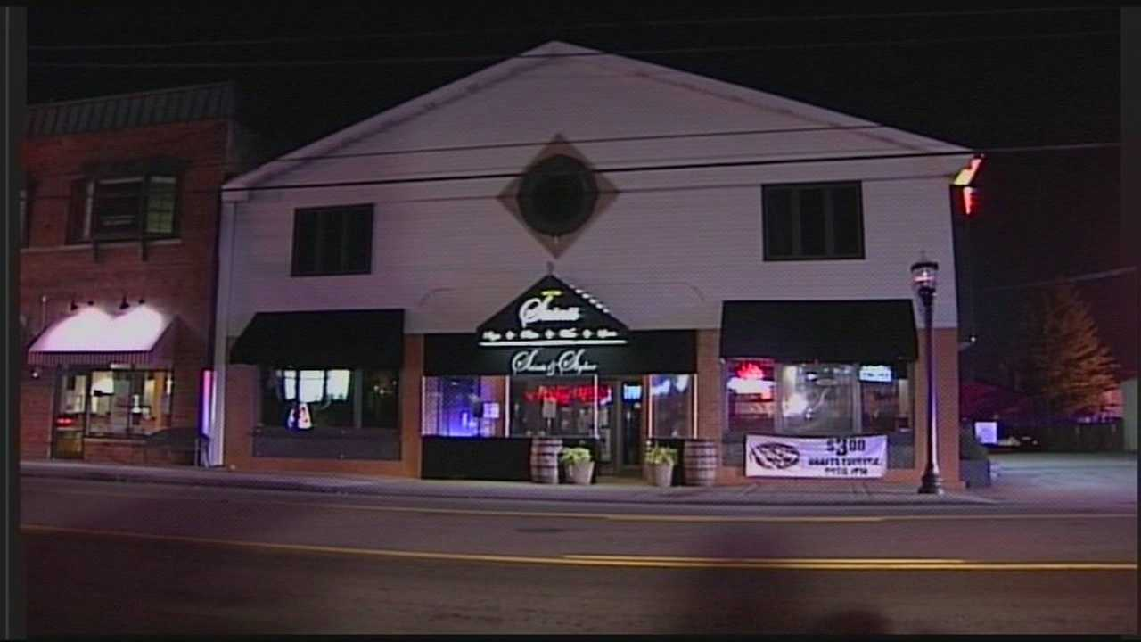 Police are investigating after a woman was shot in a parking lot in St. Matthews.