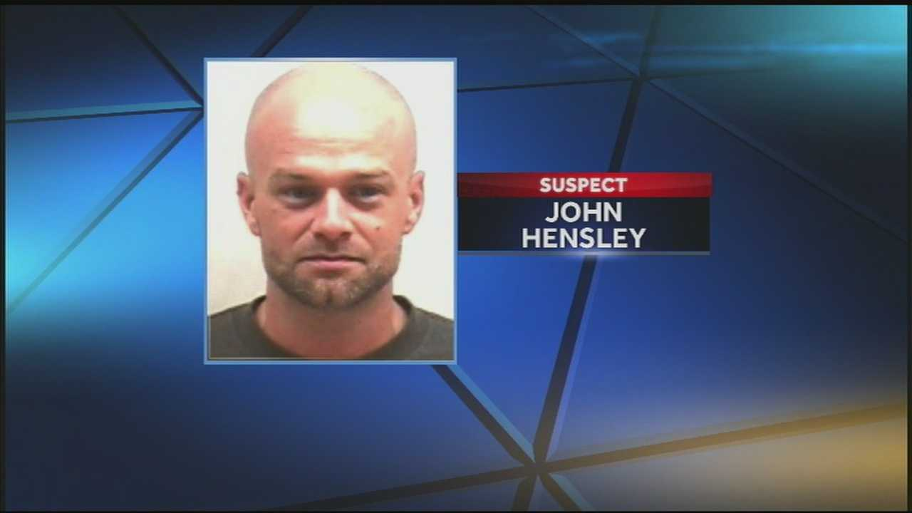 A floor installer in southern Indiana faces burglary charges after police said he stole from a customer.