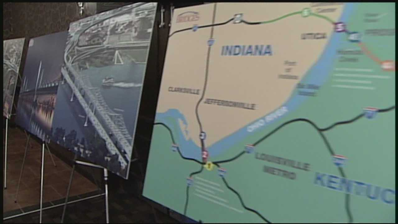 The public is being asked to weigh in on the issue of bridge tolls and the Ohio River Bridges Project.