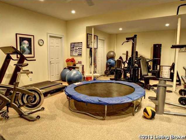 Cancel your membership, you now have a home gym.