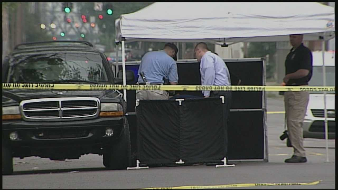 Police working round the clock after outbreak of homicides