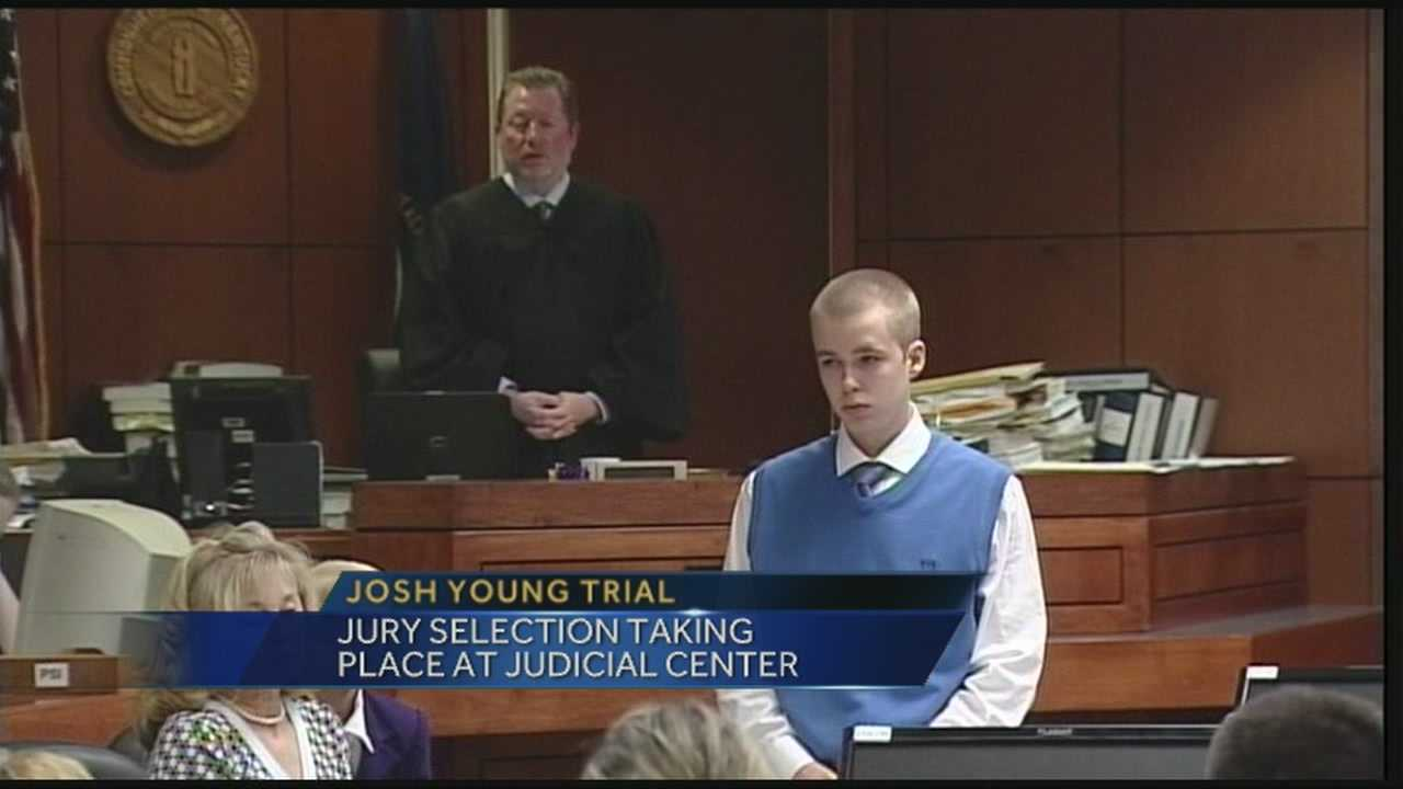 Jury selection underway in trial of teen accused of killing stepbrother