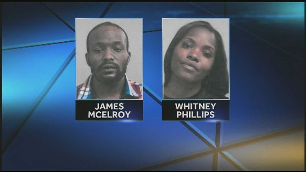 Man defends woman charged with killing their daughter