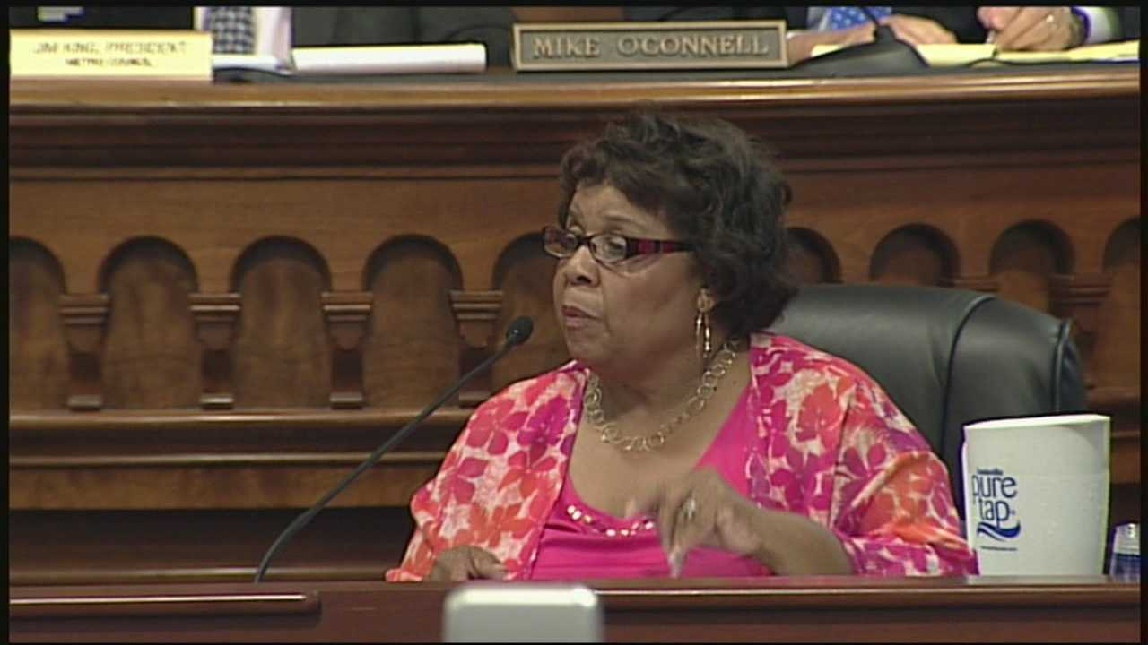 It took several hours of deliberations and discussion, but Barbara Shanklin will keep her Louisville Metro Council seat.