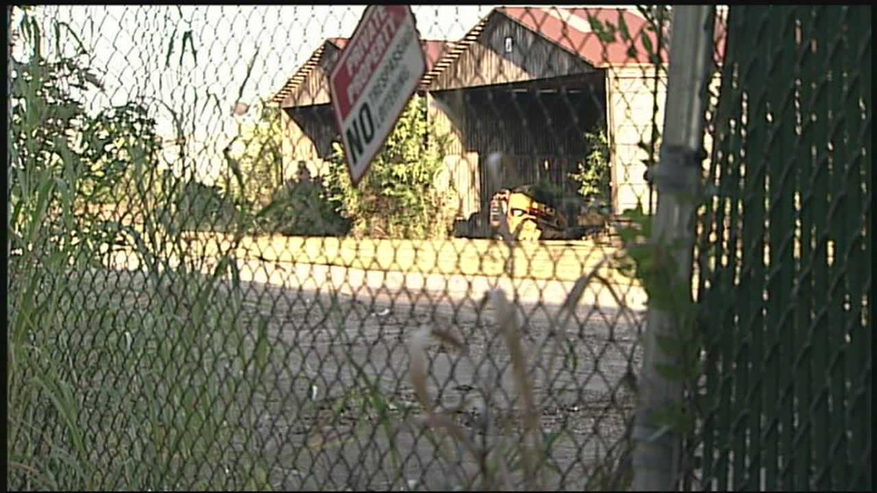 Dangerous chemicals discovered in the ground in parts of Louisville's Park Hill neighborhood have people concerned they may have been poisoned.