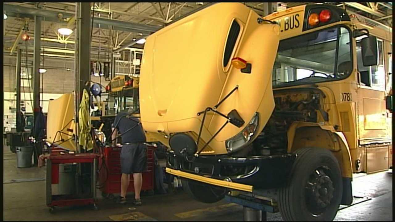 JCPS files suit against bus maker