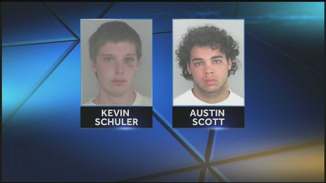 Teens suspected in Harrison Co. double slaying answer to Floyd Co. charges