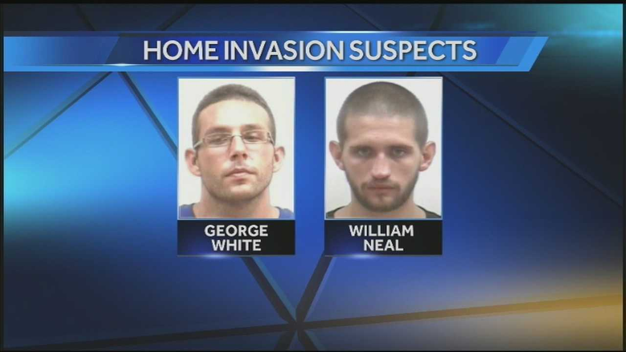 A Sellersburg family was victimized in a home invasion robbery and police said it was an inside job.
