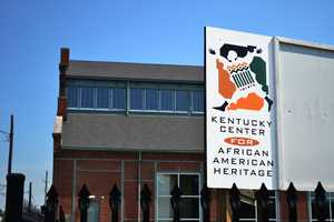 Walk through the African American Heritage Center: The African American Heritage Center is a collection of African American artists, musicians, educators and historians a place to resound the memories and works of art to the public.Location: 1701 W Muhammad Ali Blvd  Louisville, KY 40203
