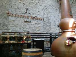 Take a hike on the bourbon trail: Kentucky is known for its bourbon. Try heading out to a few bourbon distilleries to get a taste of history in the making!For more information: http://www.kentuckytourism.com/things_to_do/wineries_breweries.aspx