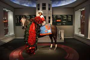Take a tour of the Kentucky Derby Museum: The museum opens its doors to more than 210,000 visitors each year. The museum shows the history behind the famous horse race and gives spectators a chance to feel as if they were present on Derby Day. Location: 704 Central Ave  Louisville, KY 40208
