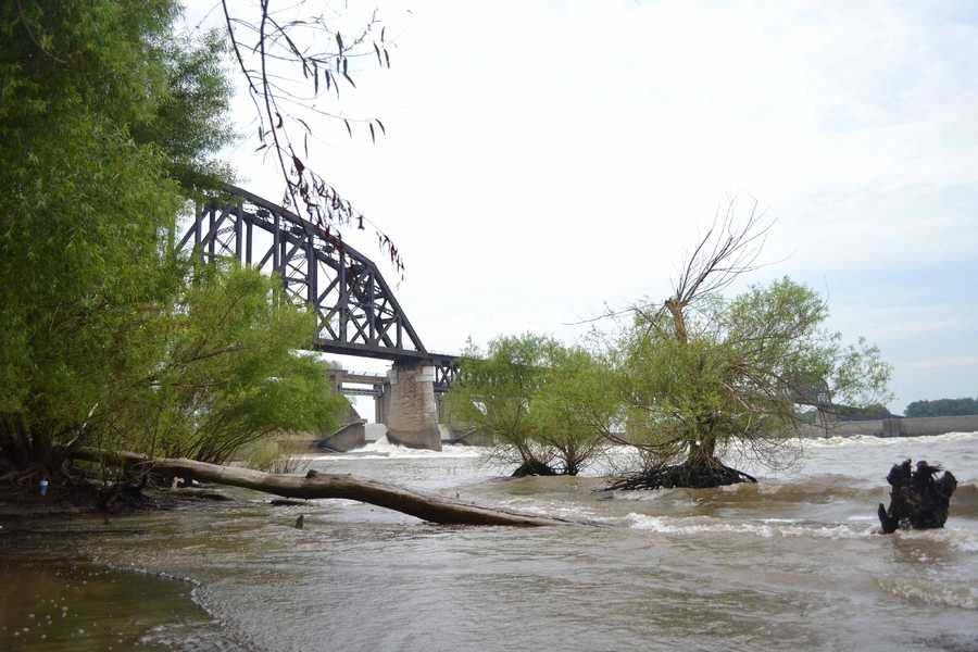 Visit the Falls of the Ohio: This state park is home to a 390 million year old fossil beds... check this park out and see what you can find!Location:201 W Riverside DrClarksville, IN 47129