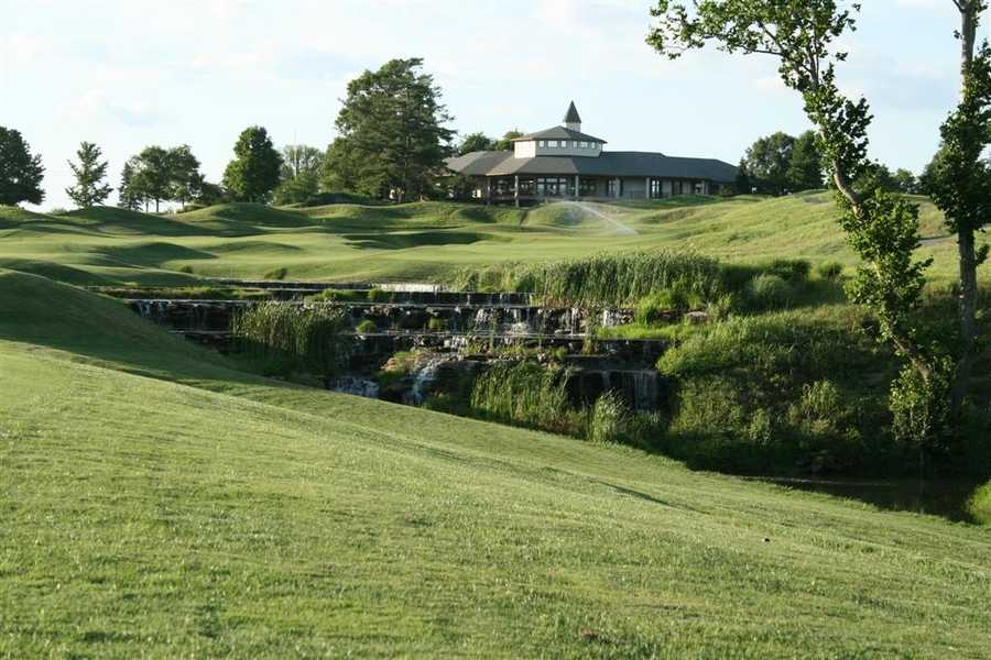 Make sure you 'swing' by Valhalla Golf and Country club: Its picturesque greenery will leave you in awe!Location:15503 Shelbyville RdLouisville, KY 40245