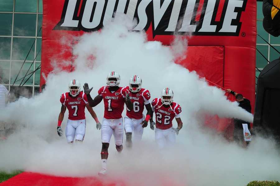 Visit Papa John's Cardinal Stadium: Often known for its basketball team, the University of Louisville is also home to the Sugar Bowl champion football team.Football games attract thousands fans from across the country to watch these athletes in action!