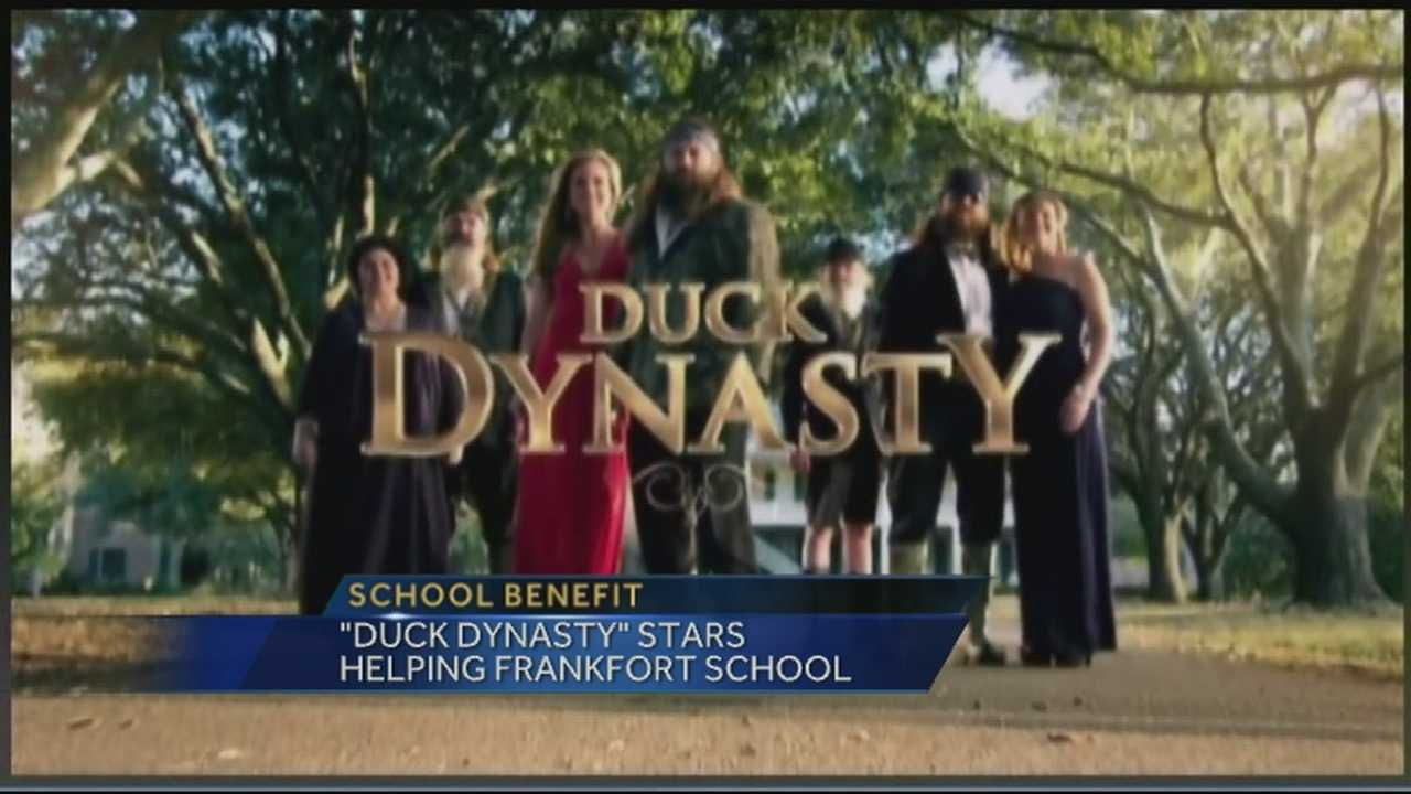 A Kentucky school is reaching out to a group of reality stars to help raise money for some much-needed renovations.