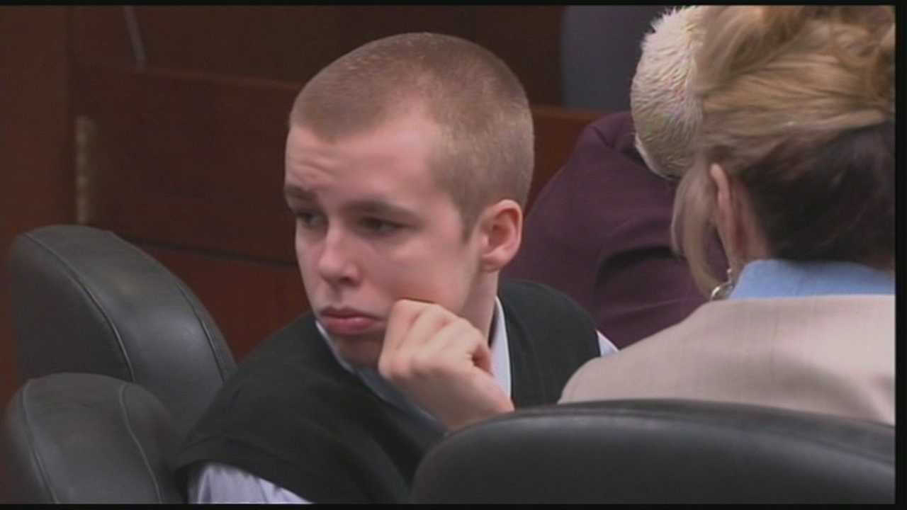 Waiting for a verdict: The jury is still deliberating in the Josh Young case.