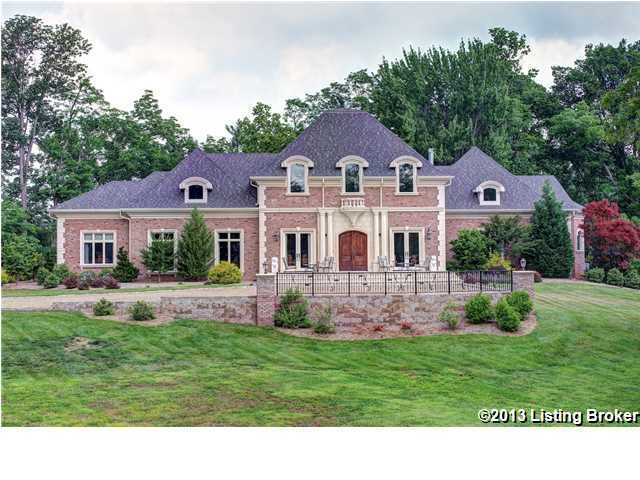 Picture yourself in this 6 bedroom, 8 bathroom masterpiece, which sits on 3.25 acres.