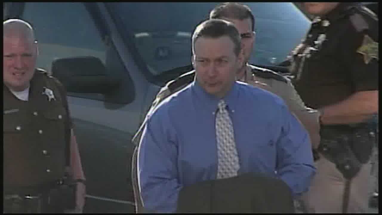 Jury selection underway in David Camm murder trial