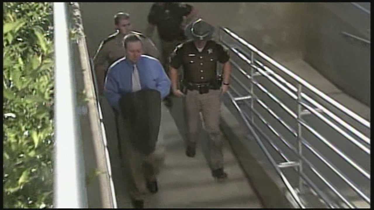 Interesting developments in the court room today, on day 3 of jury selection for David Camm's third murder trial.