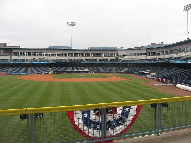4. Fifth Third Field- Toledo, OH
