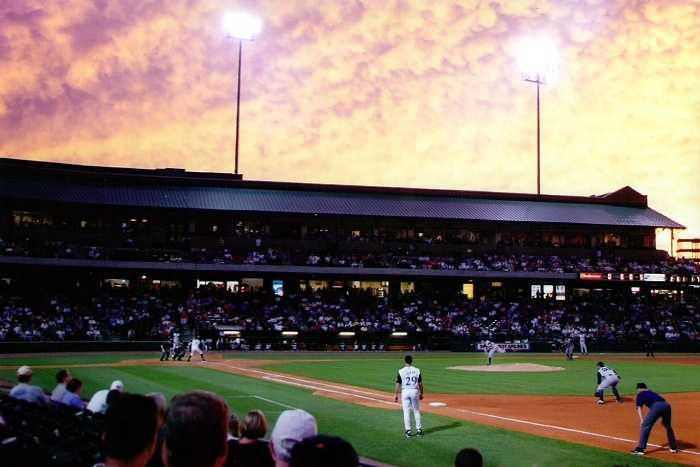 2. Louisville Slugger Field- Louisville, KY