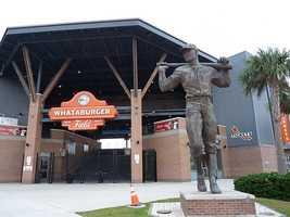 6. Whataburger Field- Corpus Christi, TX
