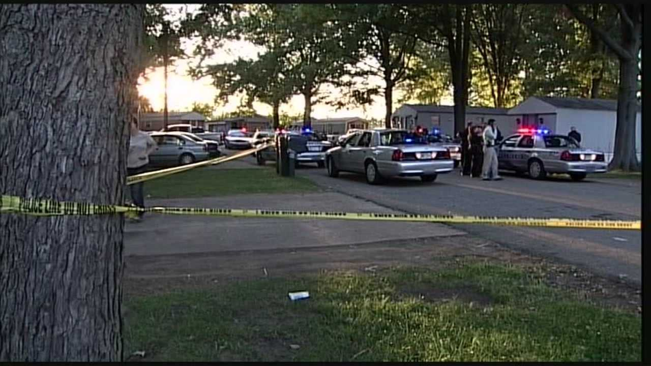 Louisville Metro Police are investigating a shooting in the Valley Station area.