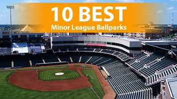 Readers of USA Today and 10 best voted, and now you'll know which team ballparks made the list.
